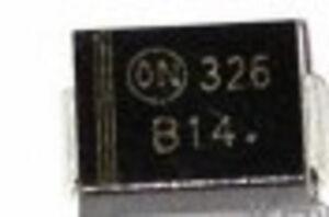 10PCS-MBRS140T3G-MBRS140-Code-B14-DO-214AA-SMA-Schottky-Diode