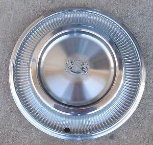 15-034-Hubcap-Wheel-Cover-1972-1978-Chrysler-RWD-rib-type-15-034-Steel-Wheel-Rim