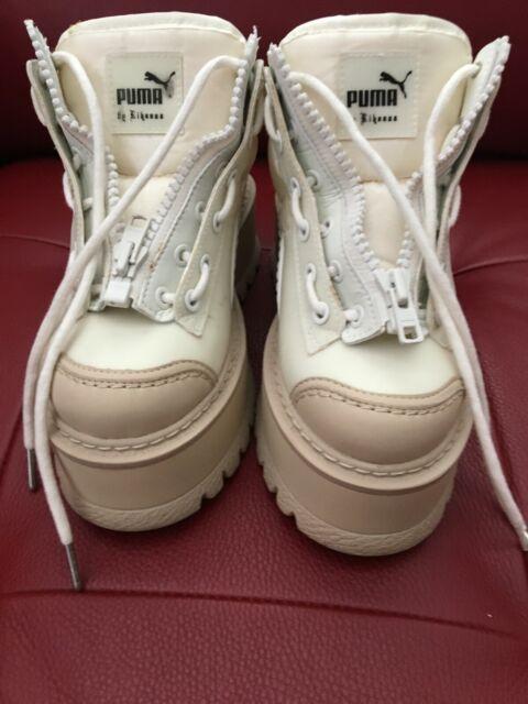 fenty x puma by rihanna sneaker boots