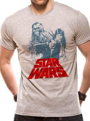 Darth Vader Official Licensed Star Wars Men/'s T-Shirt Chewie Trooper Kylo