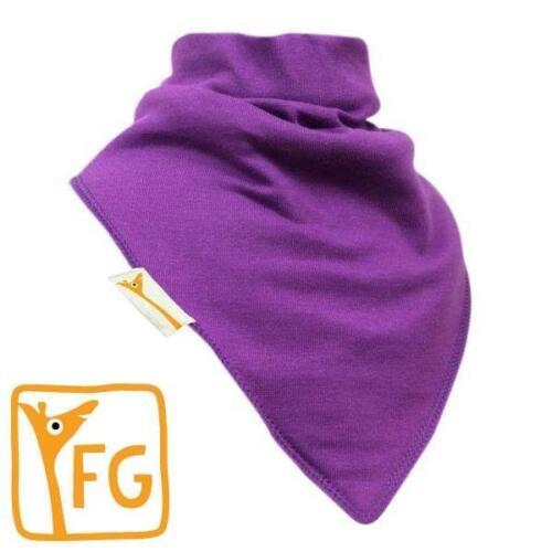 Funky Giraffe XL Childrens Bandana Bib 100/% Cotton Dribble Dry Approx 2-6 Years