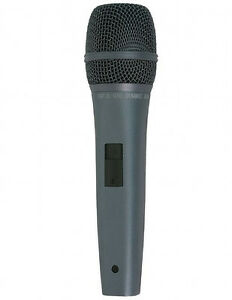 OSP DL-930 Handheld Professional Cardioid Dynamic Vocal Microphone/Mic