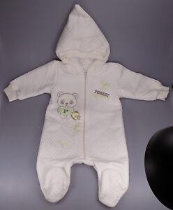 2427917441244 ... Surpyjama-a-capuche-pour-bebe-blanc-casse-taille-