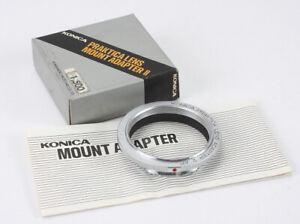Konica-Obiettivo-Adattatore-Montaggio-per-Pentax-59796