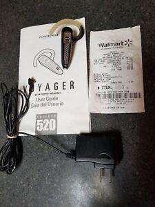 Plantronics Voyager 520 Bluetooth Headset New Battery Needed Ebay