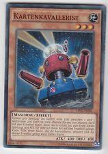 YU-GI-OH Kartenkavallerist Super Rare AP05-DE004