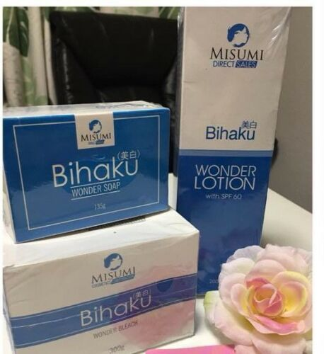 Misumi-BIHAKU-WONDER-BLEACHING-SET-3PCS