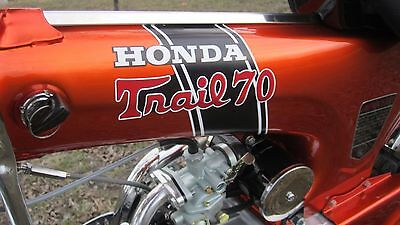 CANDYTONE RED Custom Mix Paint for Honda Motorcycles Z50//CB//CL//S90 AEROSOL