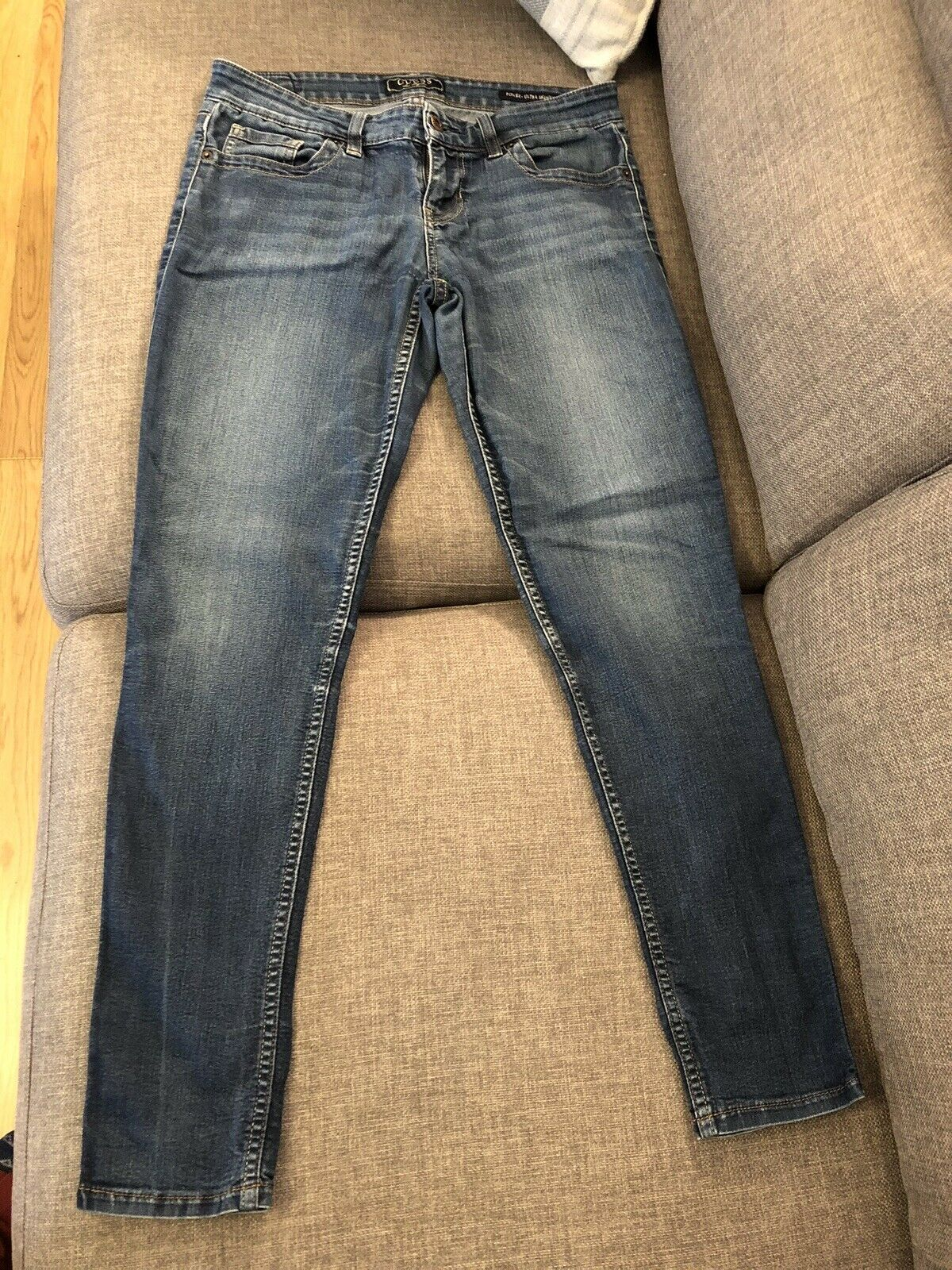 Guess Jeans Power-Ultra Skinny 28 Inch
