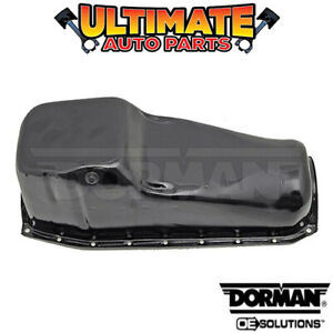 Details about Oil Pan (5 0L 305 or 307 - V8) for 81-82 Oldsmobile Cutlass  Cruiser