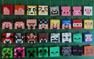 Details About Minecraft Pixel Art