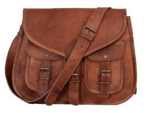 Tote Crossbody Shoulder Ladies 14 Bag Purse Women Inch Leather Satchel Kpl xvORSBq1