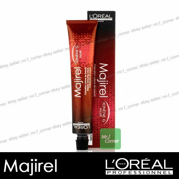 Loreal Majirel Professionnel Permanent Colour Hair Dye 50ml