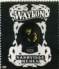 Waylon Jennings - Nashville Rebel (DVD, 2011)