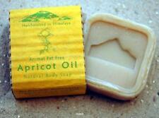 Naturale SAPONE ALBICOCCHE OLIO fatto a mano dal Nepal 100 Grammi