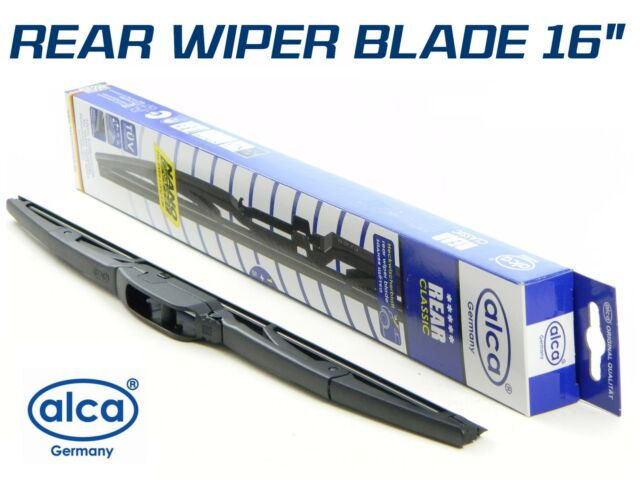 "SKODA FABIA II ESTATE 2006+ rear WIPER BLADE 16"" 400mm genuine quality"