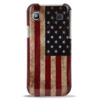 Hülle F Samsung Galaxy S I9000 I9001 + Schutzhülle Tasche Case Cover Usa Amerika