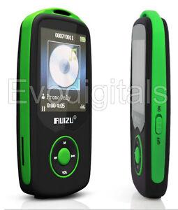 GREEN-RUIZU-20GB-BLUETOOTH-SPORTS-LOSSLESS-MP3-MP4-PLAYER-MUSIC-VIDEO-FM-TUNER