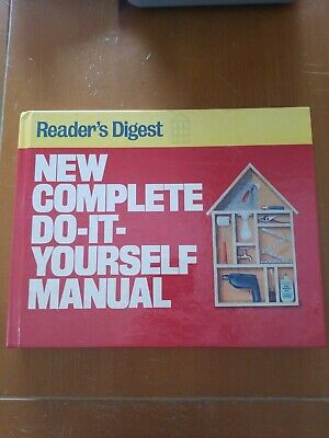 READER'S DIGEST NEW COMPLETE DO IT YOURSELF MANUAL ...