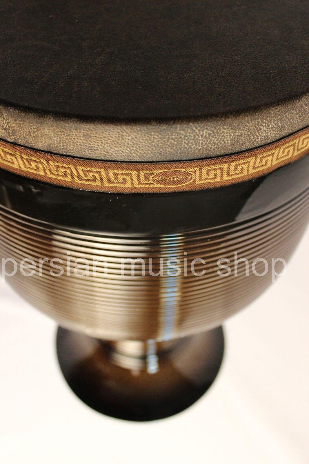 Electric /& Tuneable Tonbak Tombak Drum by Heydari