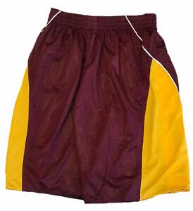 Minnesota-Golden-Gophers-Mens-Nike-Replica-Player-Basketball-Shorts-Small