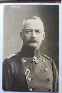 AK-Deutschland-v-Falkenhayn-Feldpost-1915-gebraucht-PD449