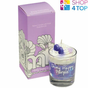 SHINY-HAPPY-PIPED-CANDLE-BOMB-COSMETICS-PASSIONFRUIT-CITRUS-SCENTED-NEW