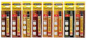 Charmant Minwax Wood Finish Stain Marker 1 3oz New Choose Your Color