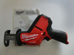 MILWAUKEE-2520-20-M12-12V-Volt-Fuel-Brushless-Hackzall-Tool-Only-Replace-2420-20