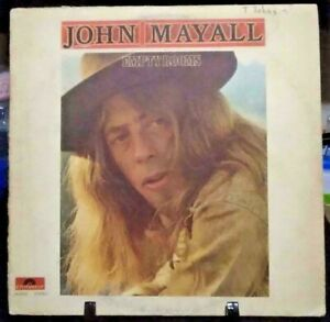 JOHN MAYALL Empty Rooms Album Released 1970 Vinyl/Record Collection USA