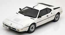 Norev 1978 BMW M1 White 1:18**Back in Stock**Hot!!