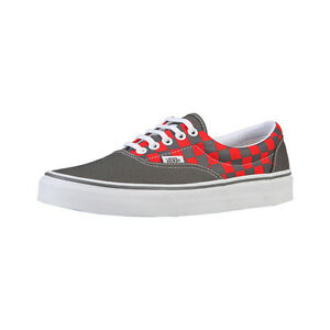 VANS ERA 1VW3CEFI Sportschuhe Unisex Sneakers Sportschuhe 1VW3CEFI Canvas, Grau Checker ... b0220b