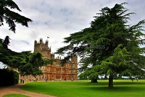 Highclere Castle home of Downton Abbey Hampshire UK photo picture poster print - <span itemprop=availableAtOrFrom>Reading, Berkshire, United Kingdom</span> - Highclere Castle home of Downton Abbey Hampshire UK photo picture poster print - Reading, Berkshire, United Kingdom
