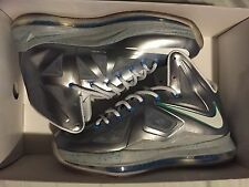 Nike Lebron X 10 NikeId Air Mag Inspired Crown Cork Champ What Mvp Wtmvp Denim
