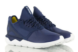 Shoes Navy Runner Tubular Originals S81507 Trainers Adidas Men's BYSPqYw