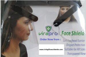 Virapro-Transparent-Adjustable-Face-Shield