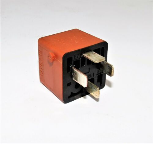 BMW 1 3 5 7 X Z Series Make Contact Orange Relay 1378238 //Bosch 0332014456