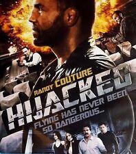 HIJACKED ~ BLU-RAY DISC RATED R RANDY COUTURE UFC JUMBO JET TURBULENCE FREE FALL