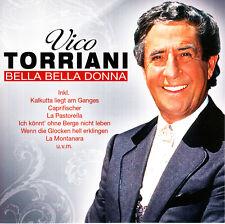 Bella Bella Donna - Vico Torriani CD 2007