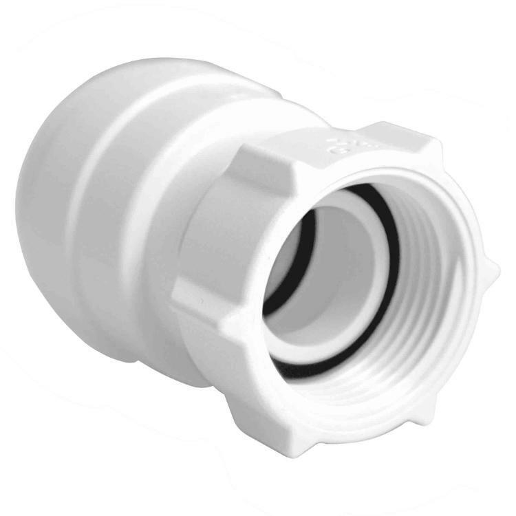 s l1600 - John Guest Ajuste Rápido Empuje para Fontanería/Radiador Conectores,Válvulas