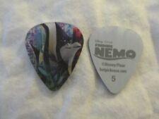 FINDING NEMO Guitar Pick!!! Holographic Motion #5 MOORISH Trdmrkd DISNEY PIXAR