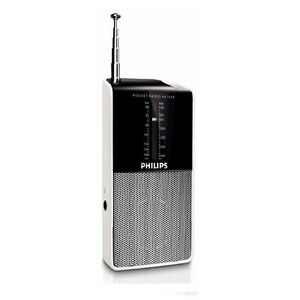 Philips-AE1530-Portable-Radio-pocket-size-FM-MW-tuner-Stereo-GENUINE