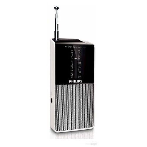 Philips AE1530 Portable Radio pocket size FM/MW tuner Stereo /GENUINE