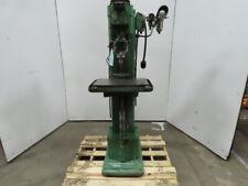 Snow Ta 2 A Semi Auto Pneumatic Tapping Machine 440v 3ph 12hp