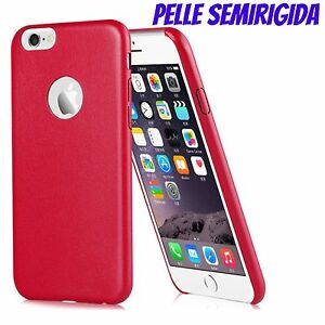 COVER-CUSTODIA-PER-IPHONE-6-6S-IN-PELLE-SEMIRIGIDA-ULTRASLIM-INTERNO-MICROFIBRA