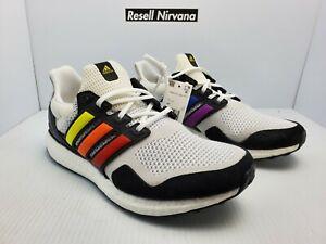 Detalles acerca de Adidas Zapatos Para Hombres Correr Ultraboost S&L Pride FY5347 Envío Gratuito- mostrar título original