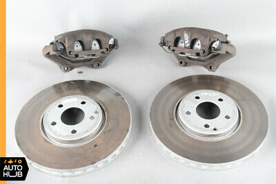 FRONT Brake Rotor Pair of 2 Fits 03-06 Mercedes-Benz E500