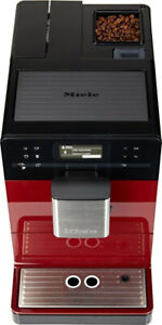 Details About Miele Cm 5300 Coffee Machine Blackberry Red Free Shipping Worldwide