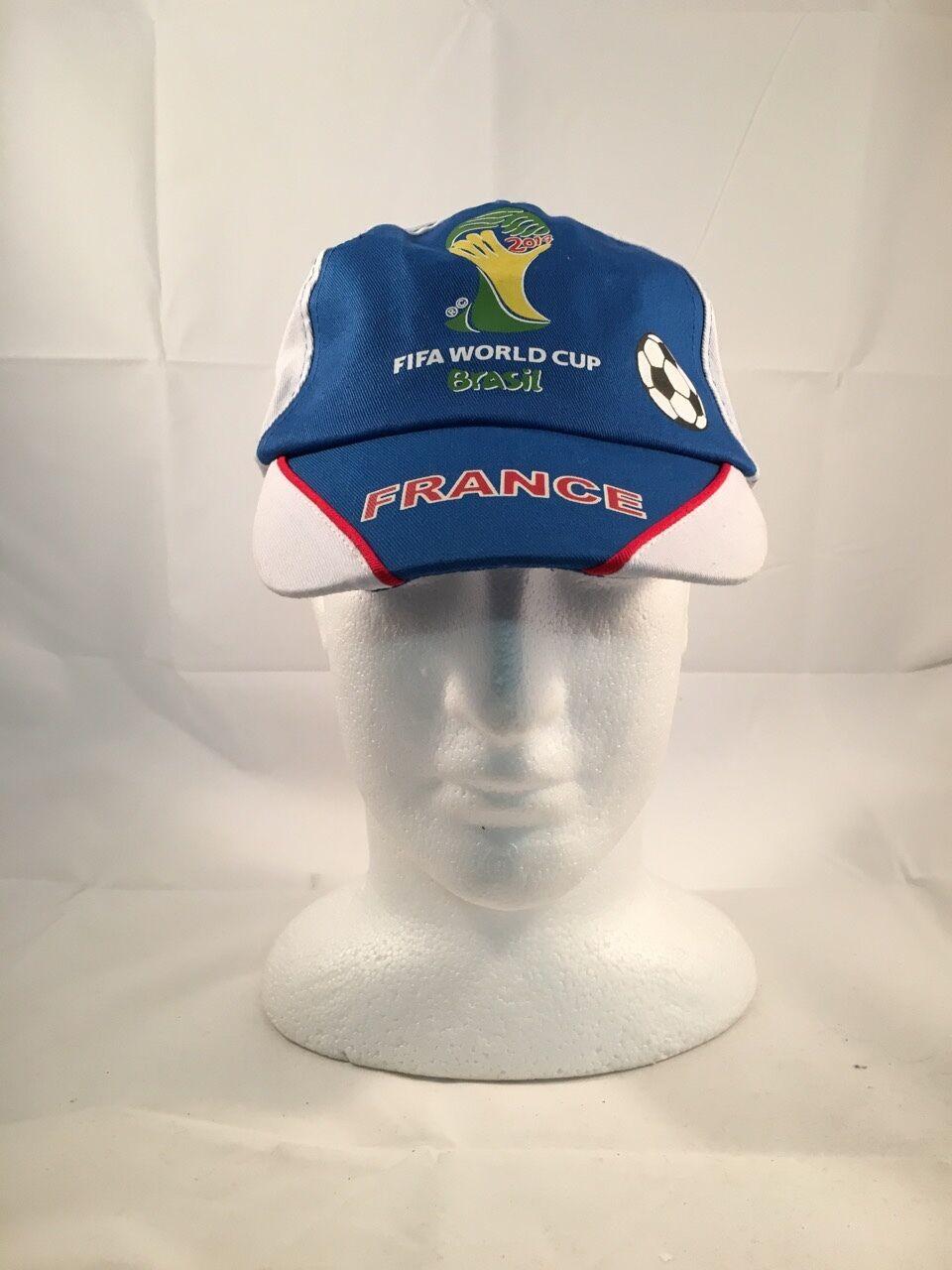 FRANCE - 2014 FIFA TAGS WORLD CUP BRAZIL WITH TAGS FIFA - Baseball Cap H10 7fce4f