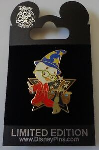 Disney-Pin-DLR-Chicken-Little-Chickinterpretation-Sorcerer-039-s-Apprenchic-Le-1000